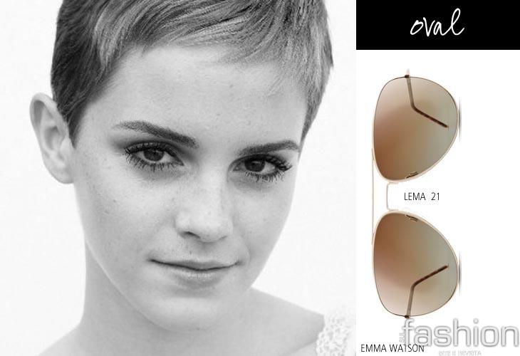 20fa0308c04d8 O modelo de óculos para cada formato de rosto - Revista Sulfashion