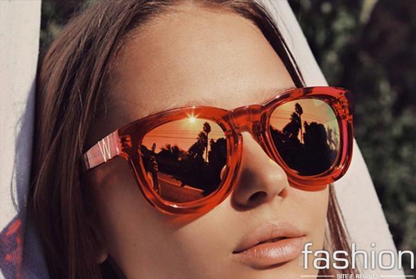 788c9e1559bdc Tendências em óculos de sol para verão 2016 - Revista Sulfashion