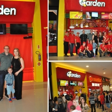 Delícias do Garden no Center Shopping