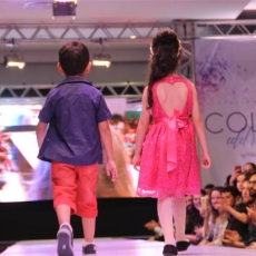 Center Shopping desfila new collection