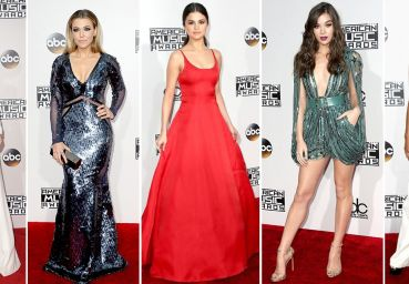 Sexy Ladies: Red carpet American Music Awards 2016