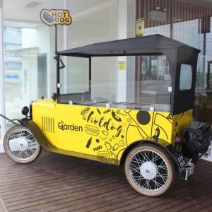 Garden Hot Dog inaugura no Posto Rizzotto Shell