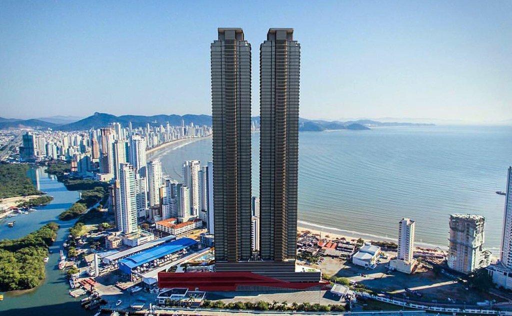 Construtora Pasqualotto & GT apostam em amortecimento para amenizar oscilações em prédios altos