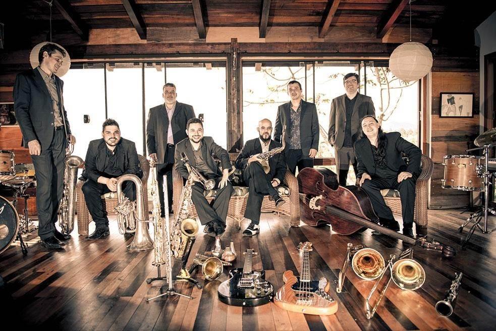 Brass Groove Brasil fará show em comemoração de 5 anos de carreira na Acic