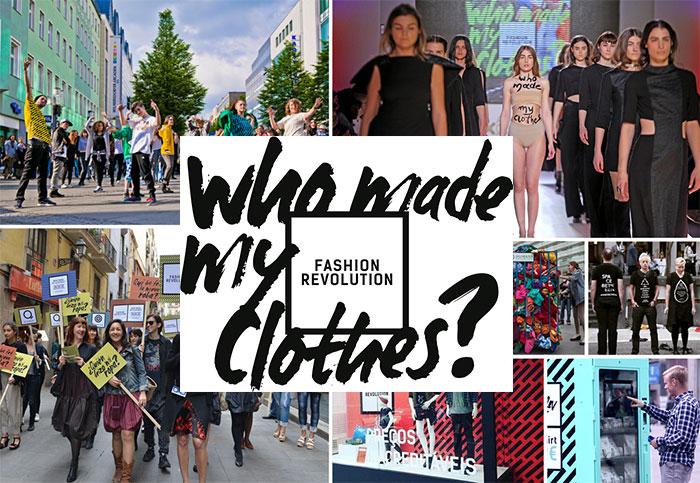 Campus Araranguá participa da semana de revolução fashion