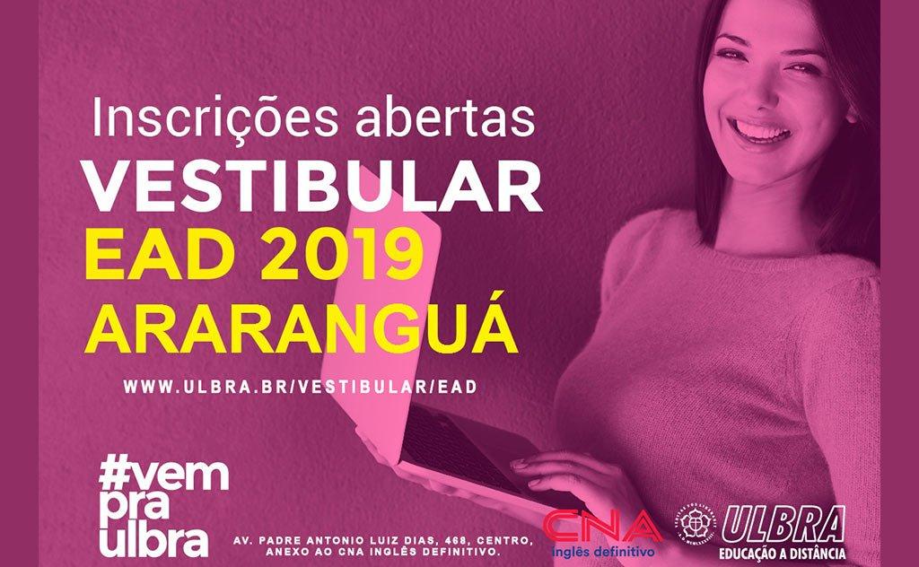 Cidade Universitária, foi escolhida para receber o primeiro polo ULBRA EAD de Santa Catarina