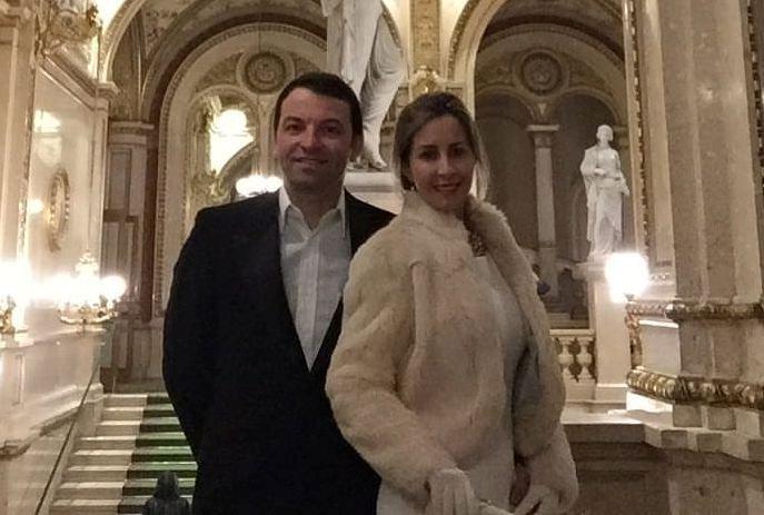 Ao lado do marido Ricardo Matos ela guiará as estrelas da Grande Noite