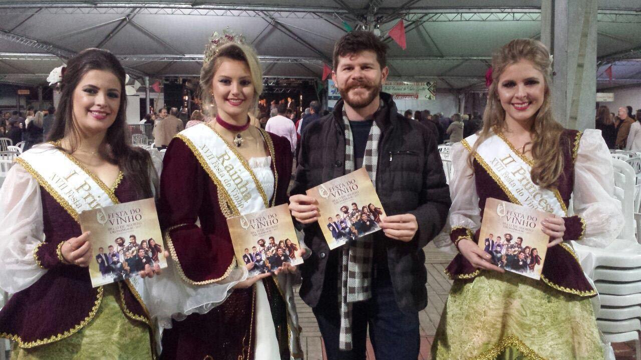 XVII Festa do Vinho promete várias atrações nacionais em Agosto