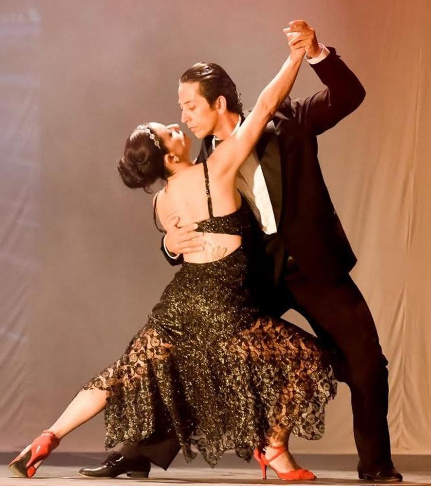 Viviane Candiotto e Anderson Felisberto estarão no 9ª Bienal de Tango de Florianópolis