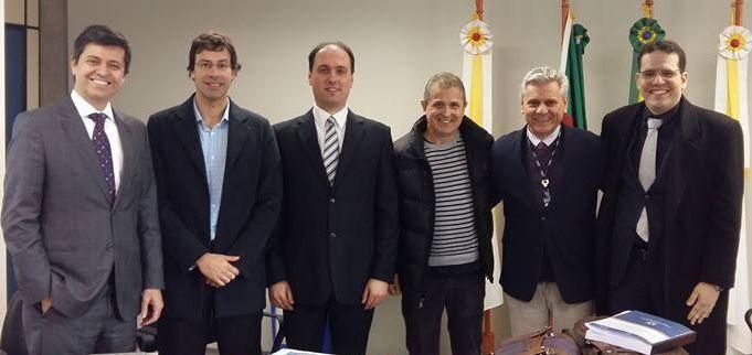 Paulo Conti exercerá sua profissão em Ciências Criminais