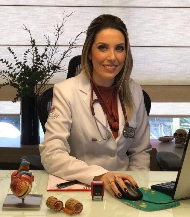 Dra. Amanda Bolan participará do Congresso Europeu de Cardiologia na Espanha