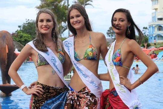 As belas do Garota Verão-Caverá, casamento em Nova Veneza e Pré Carnaval