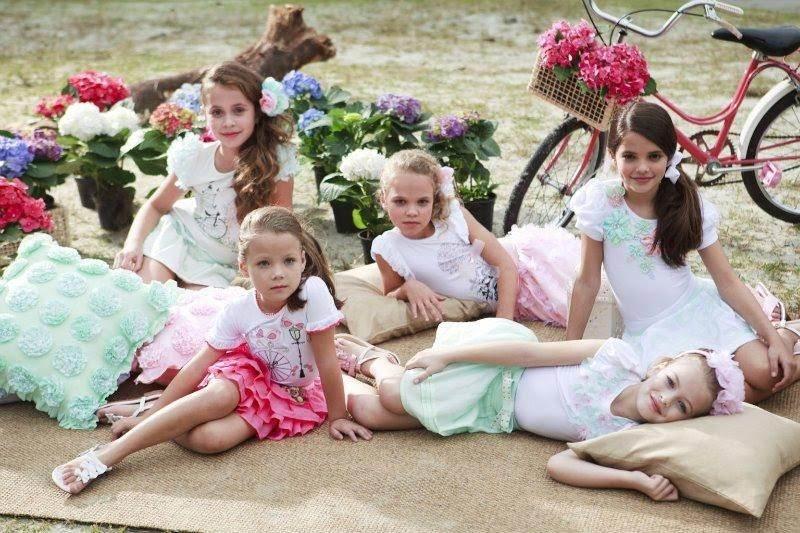 Lilica/Tigor já está recebendo modelos para nova coleção do verão 2018