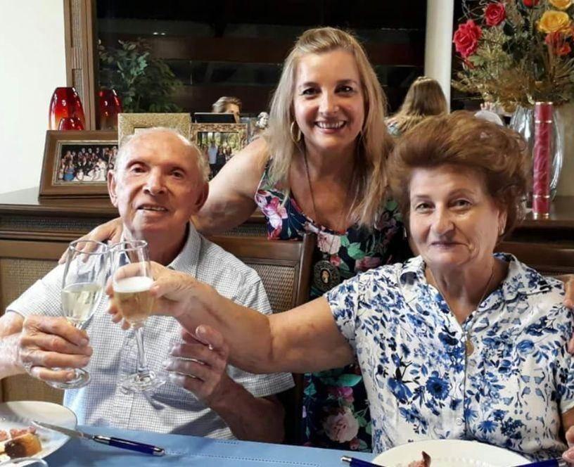 Paella da Abadeus, viagem à Bahamas, 86 anos do patriarca Sr. Otávio Naspolini e mais