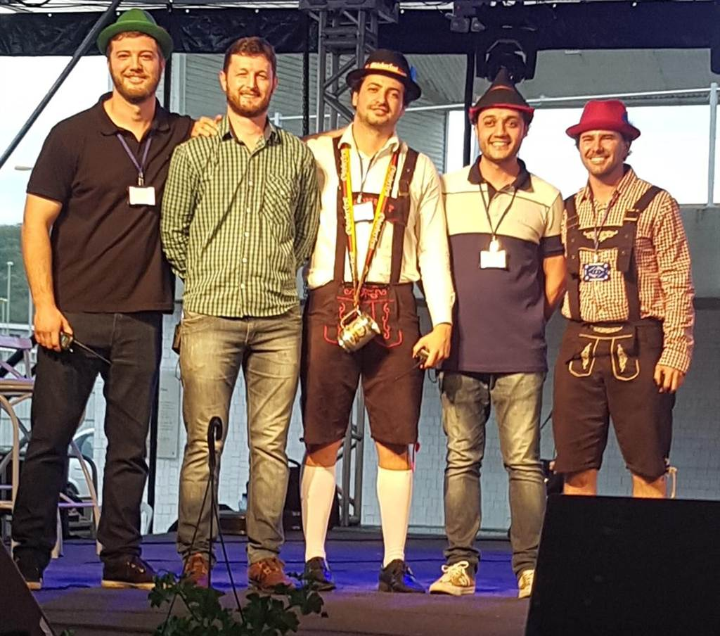 1ª Oktoberfest em Cricíuma foi um sucesso total