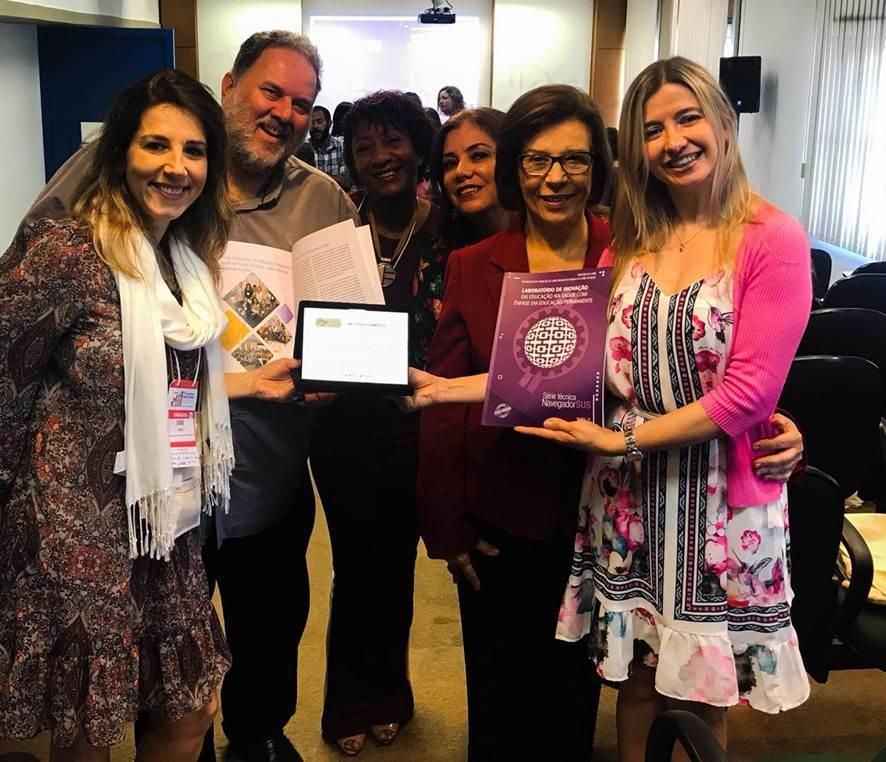 Profª da UNESC, Fabiana Ferras é premiada pela Organização Pan-Americana da Saúde