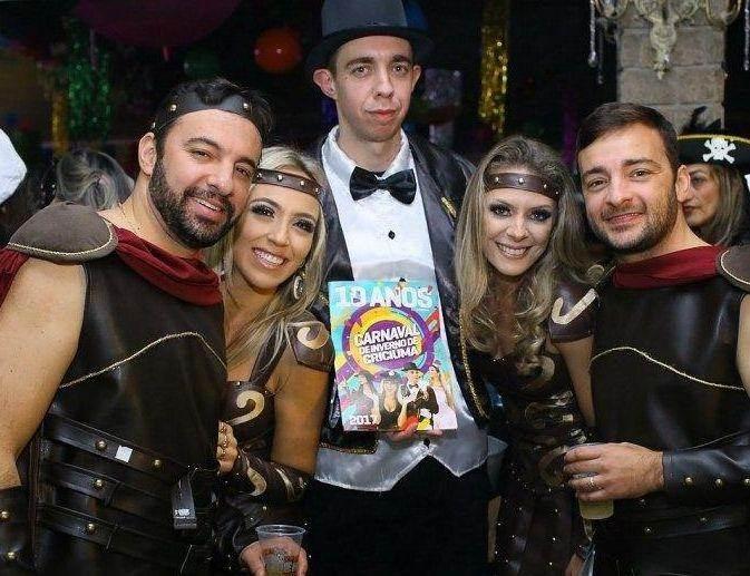 10º Edição do Carnaval de Inverno só alegria