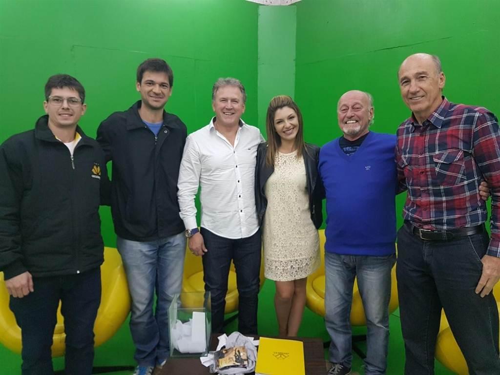 Programa Dentro da Área, da TV Litoral Sul, completa 20 anos e mais