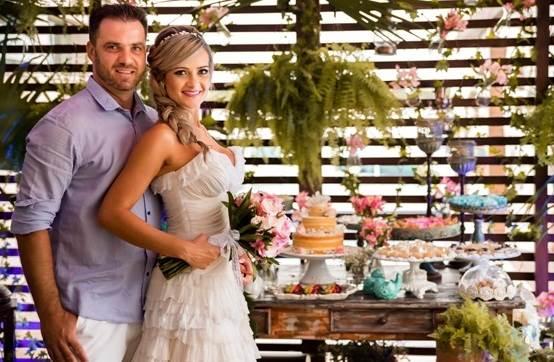 Casamento de Marcelo e Silvana, Inauguração e retorno de Dubai