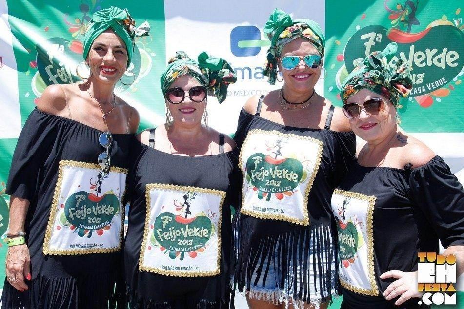 7ª edição da Feijoada do Bloco Casa Verde no Lagoa Surf Park
