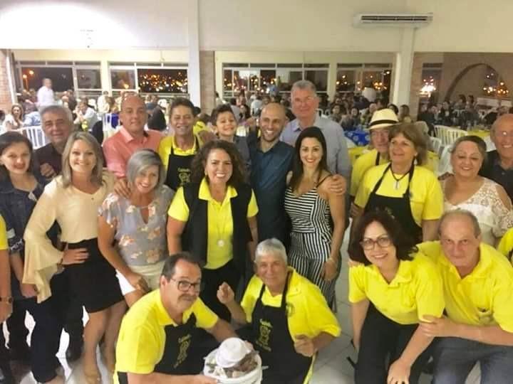 Lions Clube Criciúma irá promover Jantar Dançante Beneficente nesta sexta-feira