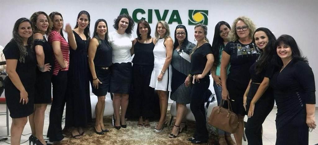 ACIVA Araranguá realiza encontro em homenagem ao mês da mulher