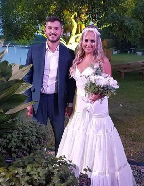 Casamento na beira do lago do Parque Verde, aniversário de 3 anos e mais