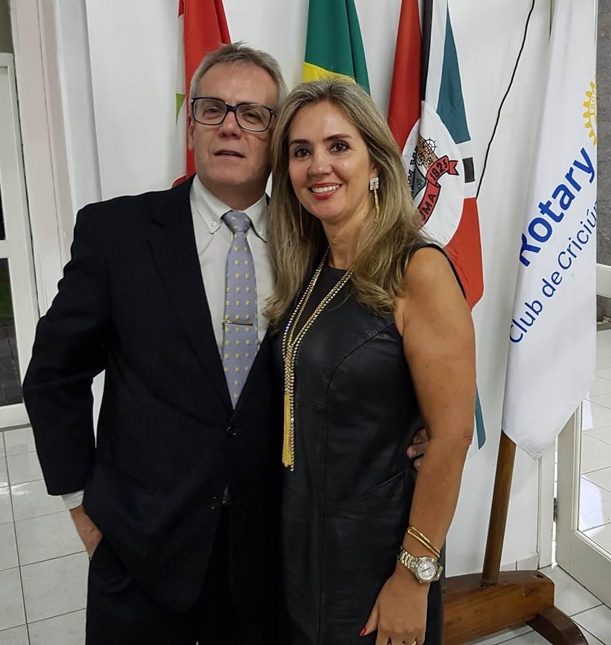 Rotary Clube - Criciúma Distrito 465 celebra 70 anos com jantar comemorativo