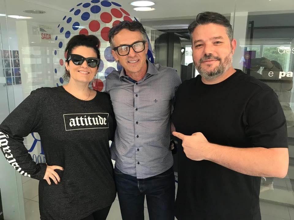 Rádio Som Maior faz entrevista com o Diretor de Marketing do Nações Shopping