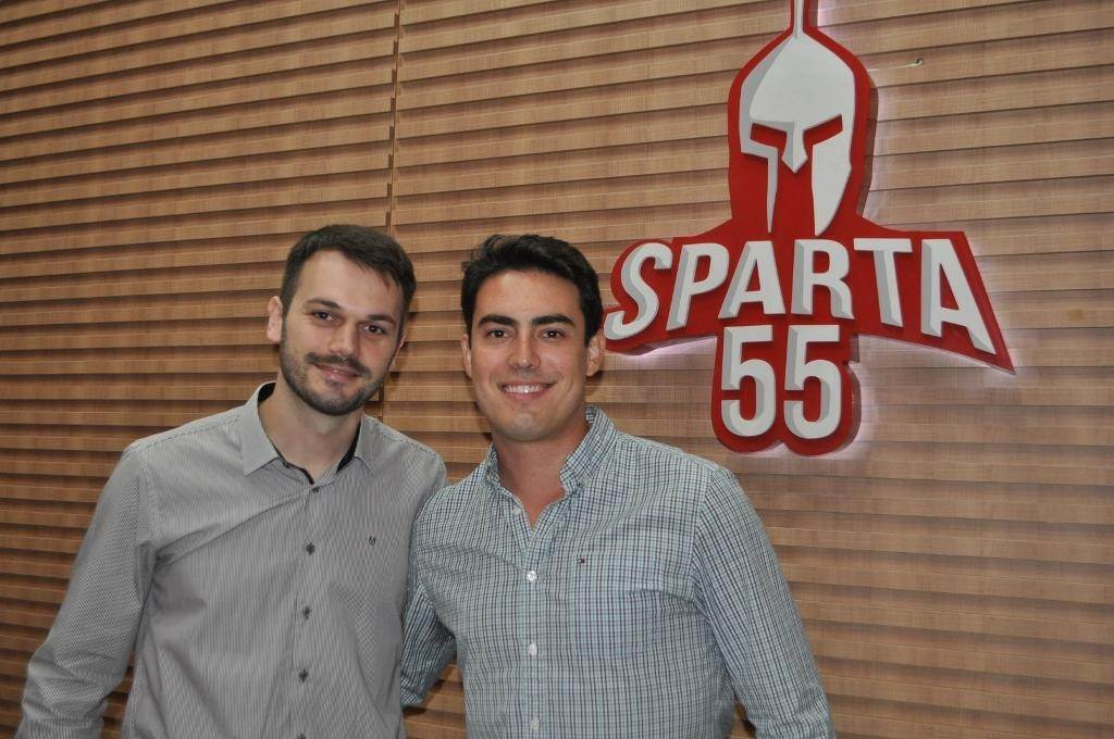 Sparta 55 Brasil inaugura nova loja em Baln. Camboriú da rede de franquia internacional