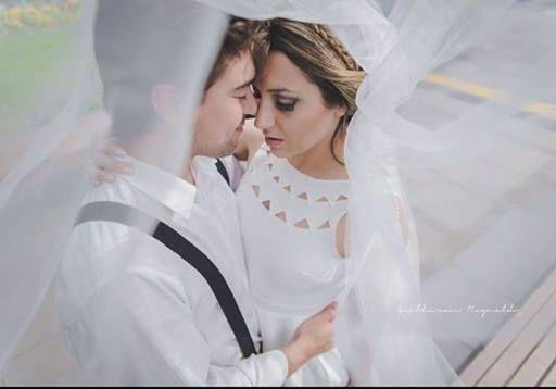 Neste sábado promete casamento romântico no Parque Verde