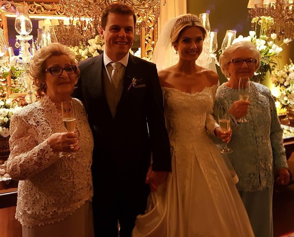 Confira as fotos do casamento Fernanda e Rafael