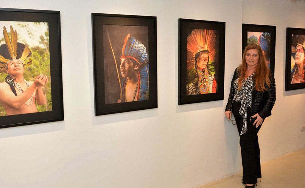 Obras que foram exibidas na Europa agora poderão ser visitadas no Shopping Della