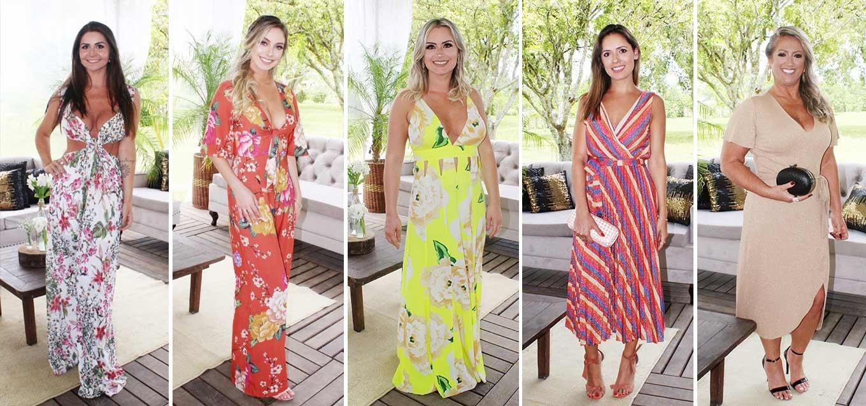 Convidadas arrasaram nos looks inspirados nas trends que fazem vibrar e celebrar a estação