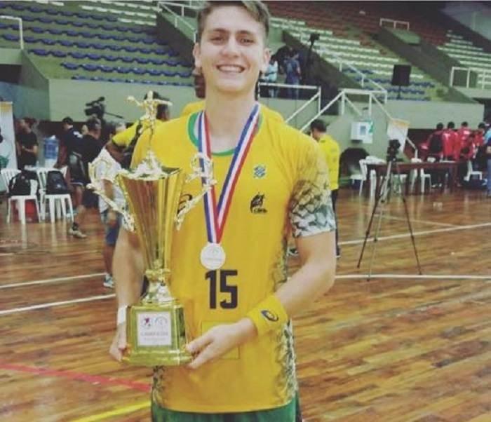 Pedro Paulo Junior vai para a terceira grande competição internacional