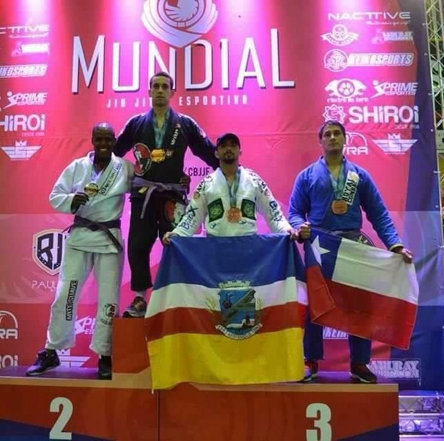 Competição ocorreu em São Paulo entre os dias 6 e 9.