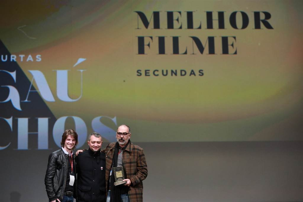 Diretor Cacá Nazário foi escolhido o melhor filme de curtas-metragens