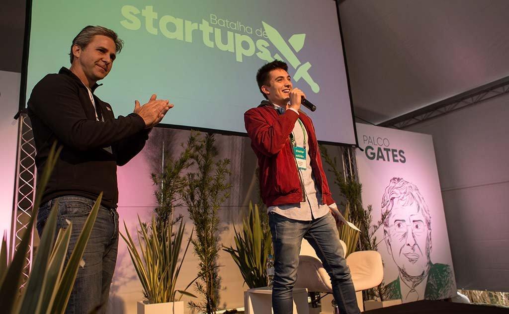 A competição terá mais de 100 startups apresentando seus projetos