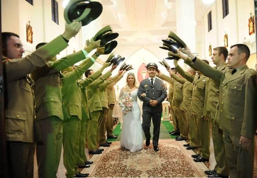 Casamento de Mônica Tournier e Maicom Gonçalves no Yate Clube