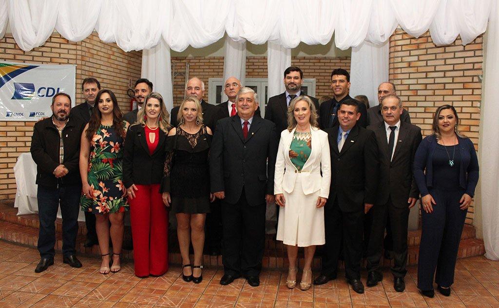 noite comemorativa e posse da diretoria biênio 2018/2019