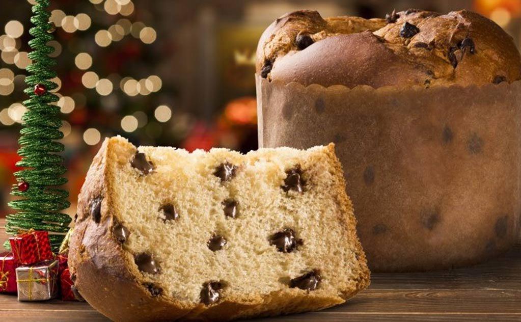 Tradição na mesa natalina, panetone de chocolate ganha versão sem glúten