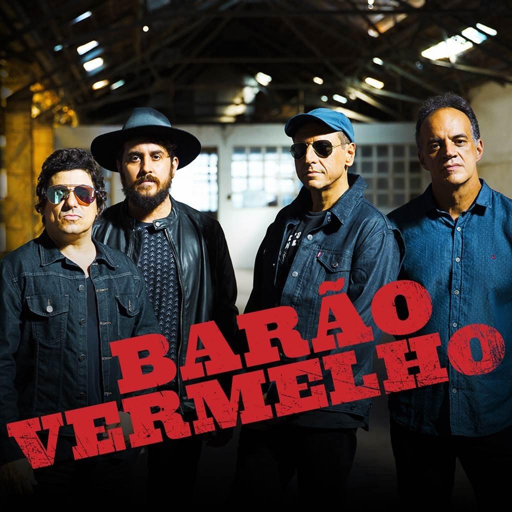 A grande festa terá como atração principal o show nacional da banda Barão Vermelho
