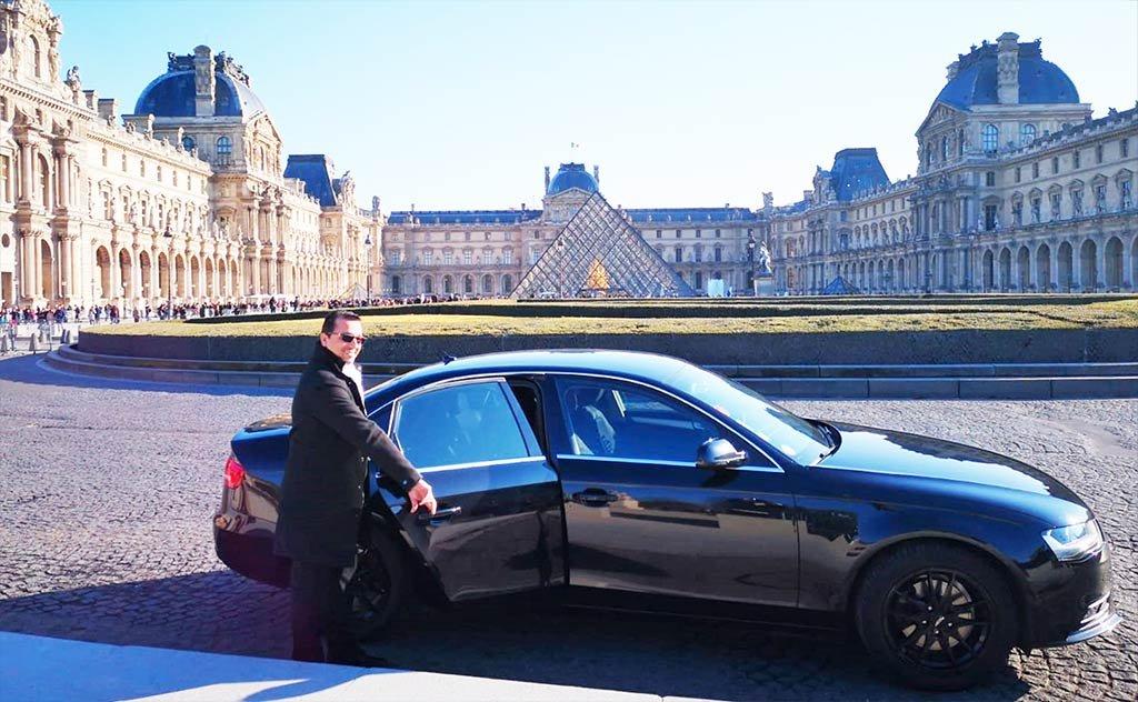Chauffeur há 15 anos lança serviço personalizado de transporte e guia para quem quer ver o que outros não mostram