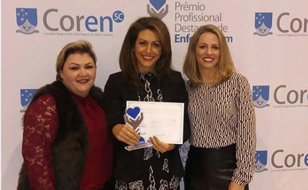 Evento de premiação aconteceu na ultima quinta em Florianópolis