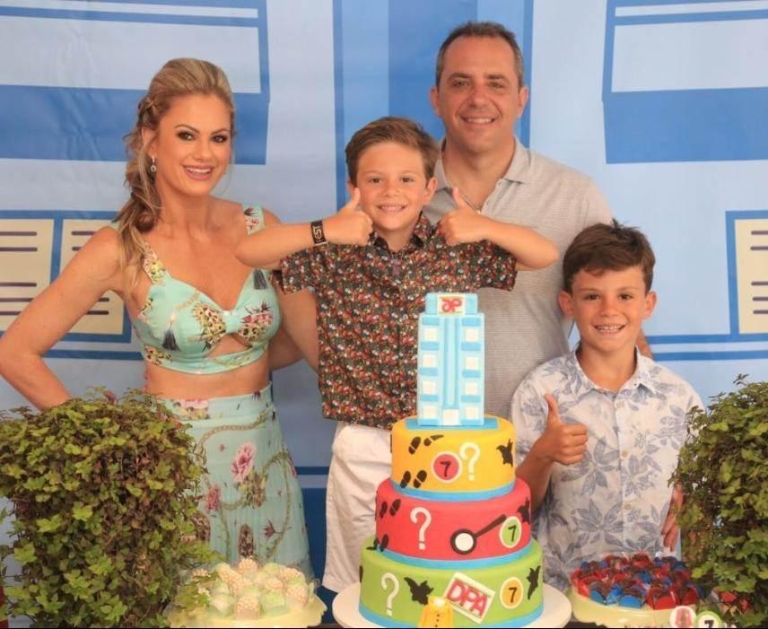 João Pedro Neto completou 7 anos no sábado, dia 6