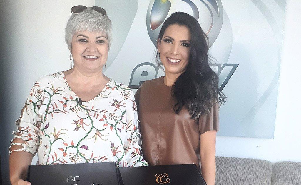 Entrevista com estilista sombriense Cazuza Pereira