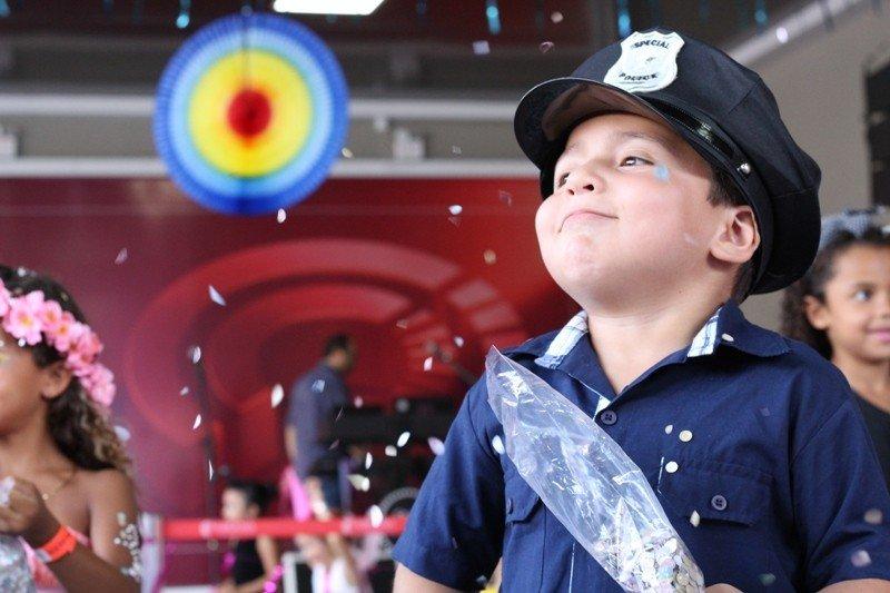 Próxima terça-feira, será realizado o Bailinho de Carnaval no Criciúma Shopping