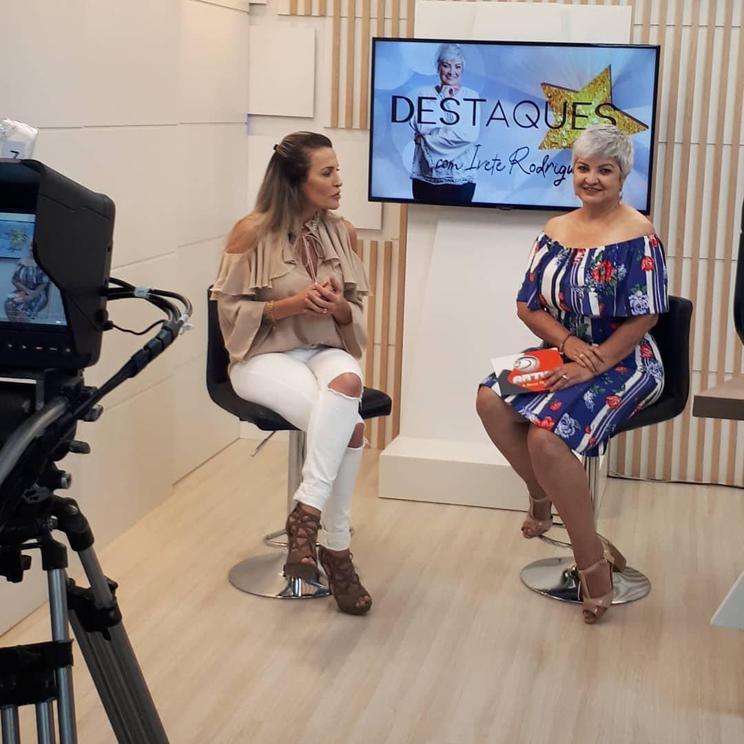 Entrevista com Sulingue Visentin cirurgiã dentista e especialista em reabilitação e harmonização orofacial