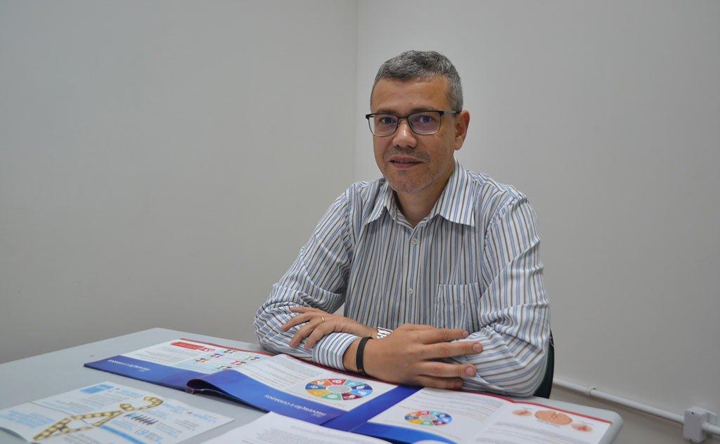 Professor da Unesc afirma que doença é a maior responsável por incapacidade no mundo