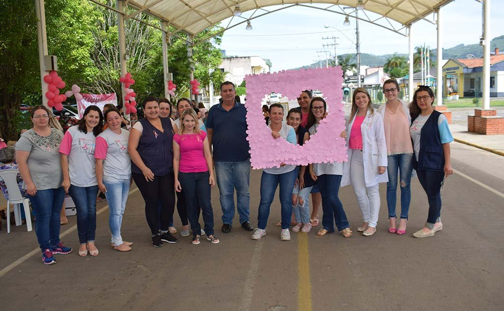 Evento solidário para conscientizar as mulheres da importância da prevenção